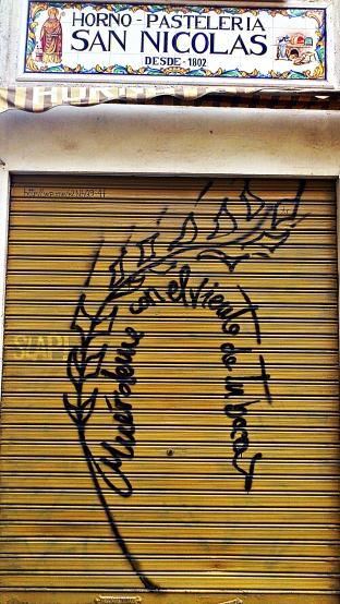 La panadería en activo más antigua de Valencia
