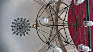 mezquita rustem interior