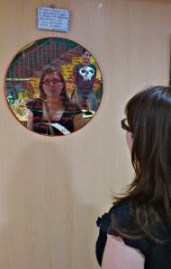 La continuidad de los espejos-leyendo