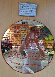 La continuidad de los espejos-reflejo