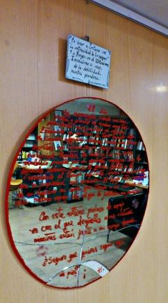 La continuidad de los espejos
