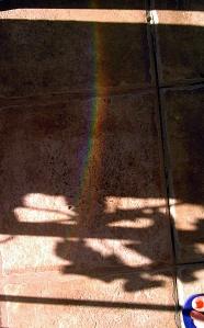 Donde acaba el arcoiris